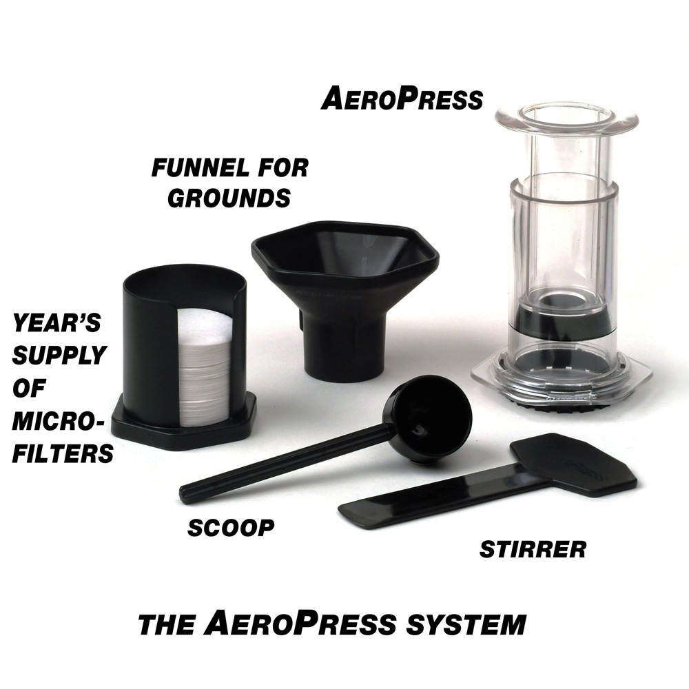 Aeropress Coffee Maker Replacement Parts : The Aeropress Coffee Maker What and Why Part 1.